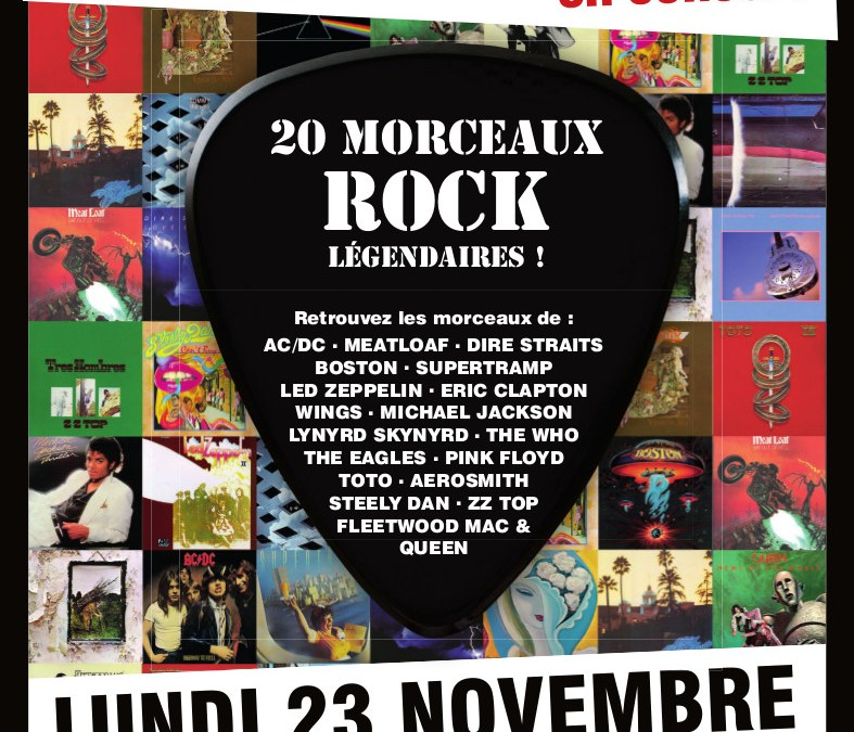 Incoming : The Classic Rock Show @ Casino Barrière (Toulouse)