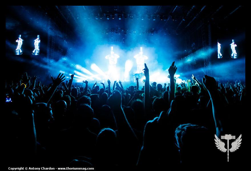 Rock en Seine 2015 (Paris) : Kasabian, The Libertines, Chemical Brothers, …