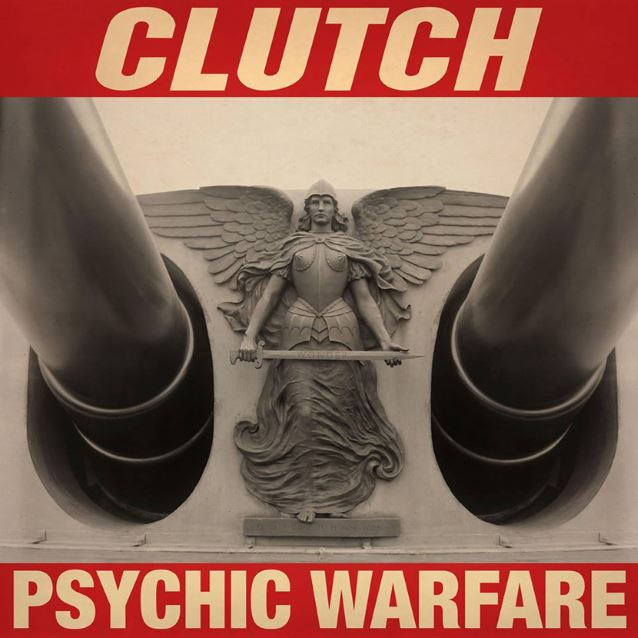 Critique d'album: Clutch – Psychic Warfare