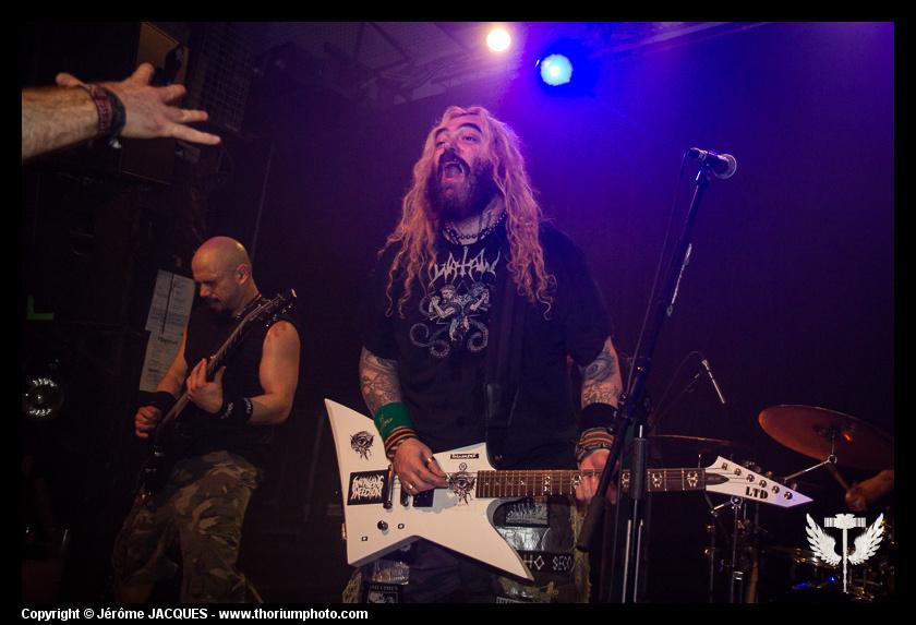 Soulfly @ Connexion Live (Toulouse)