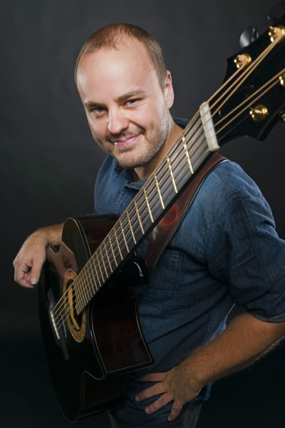 Incoming: Andy McKee @ Le Metronum (Toulouse)