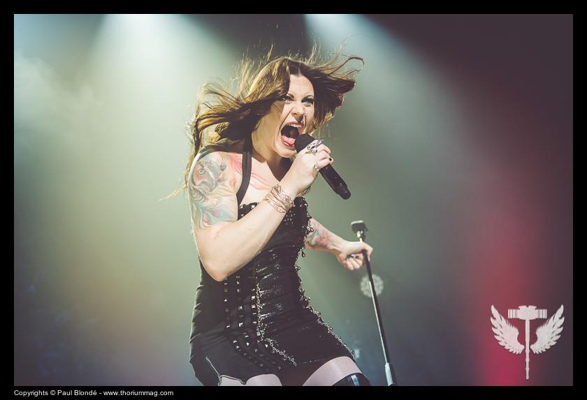 Nightwish + Sonata Arctica @ Metropolis (Montréal)