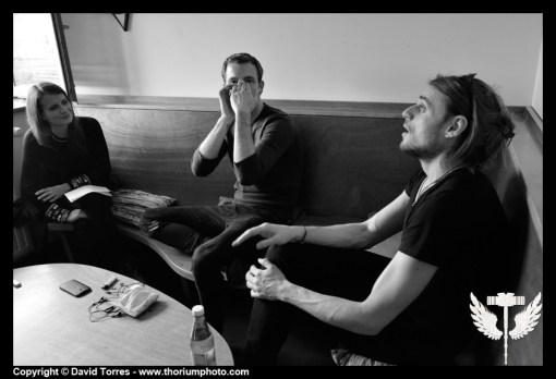 En entrevue : Heymoonshaker @ Toulouse