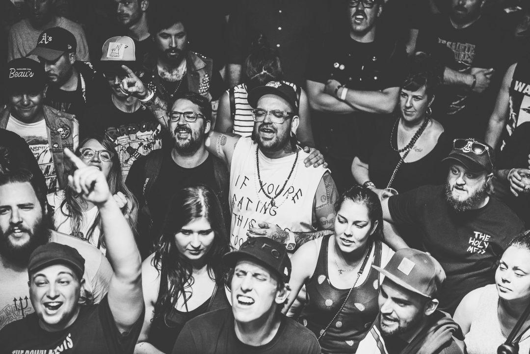 Les Breastfeeders & autres @ Pouzza Fest (Montreal)