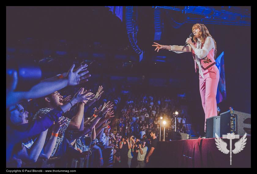 Florence + The Machine @ Centre Bell (Montréal)