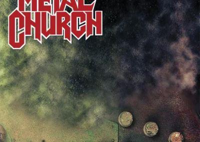 Critique d'album: Metal Church – XI