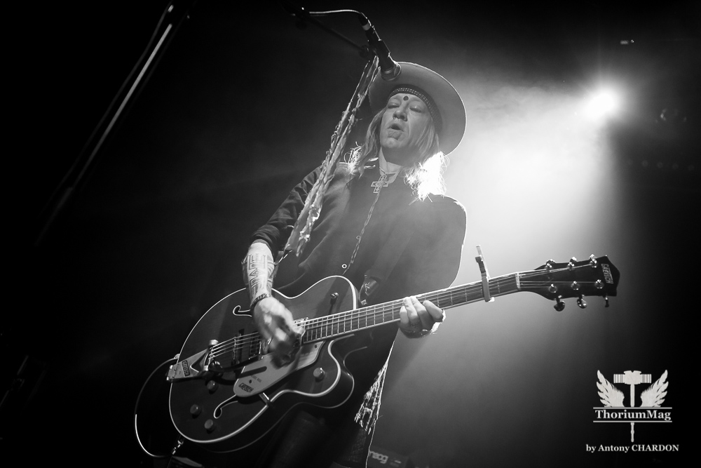 Wovenhand + Emma Ruth Rundle (Photos) @ Le Rex (Toulouse)