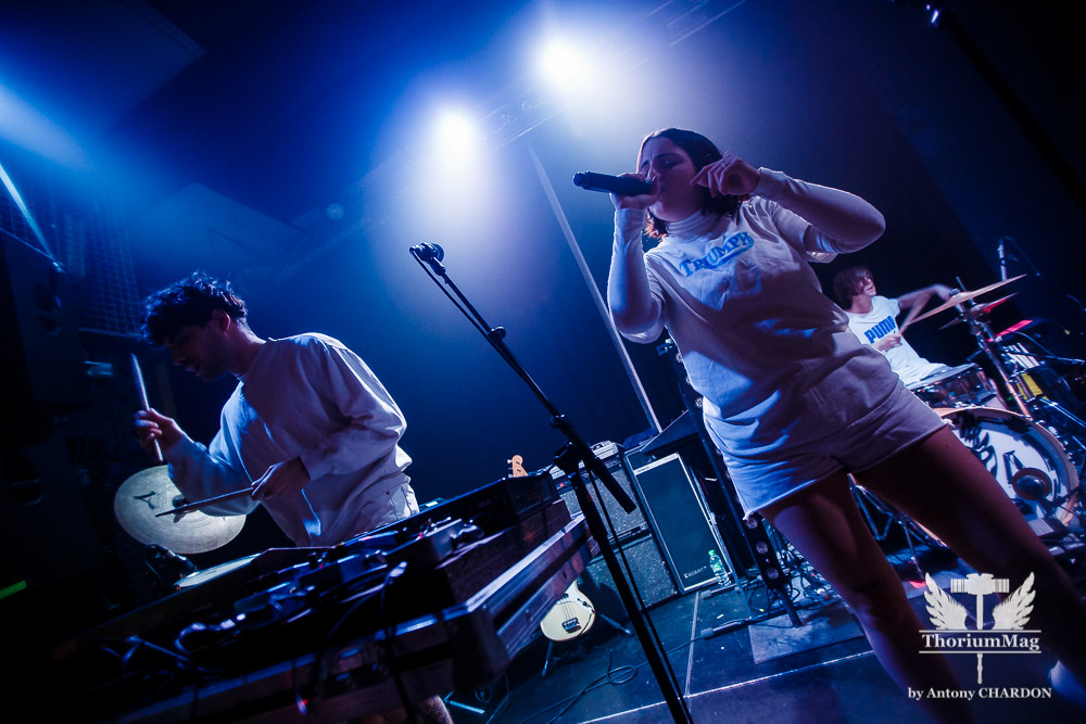 """<span class=""""entry-title-primary"""">Las Aves (Photos)</span> <span class=""""entry-subtitle"""">@ Le Connexion Live (Toulouse)</span>"""