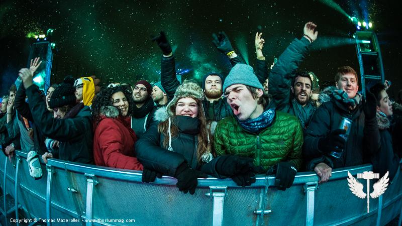 Joris Voorn (Photos) @ Igloofest (Montréal)