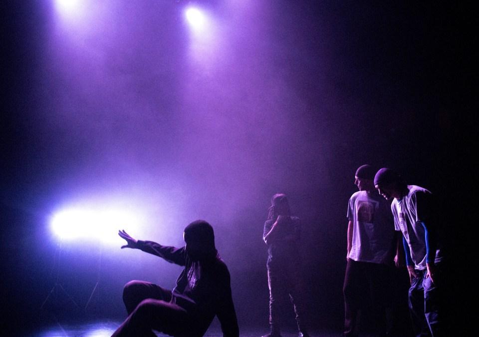 La quintessence de la danse urbaine @ Festival 100 Lux 2017 (Montréal)