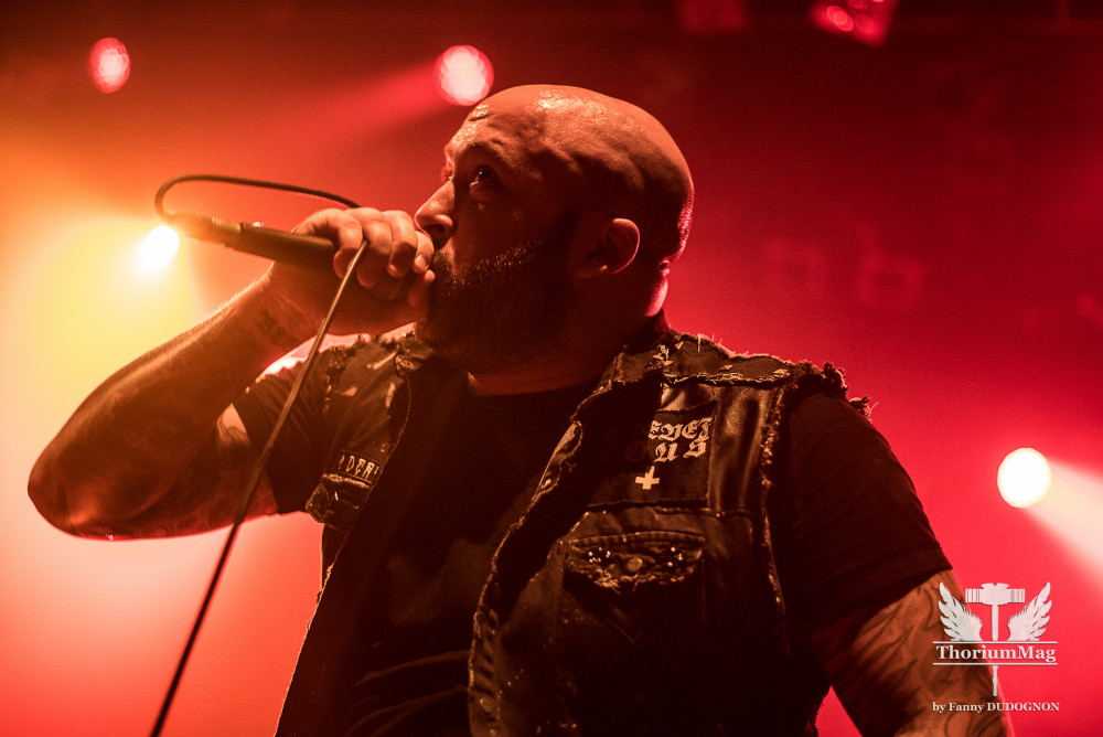 Benighted + Svart Crown + Fleshdoll + Blood Ages @Le Metronum (Toulouse)