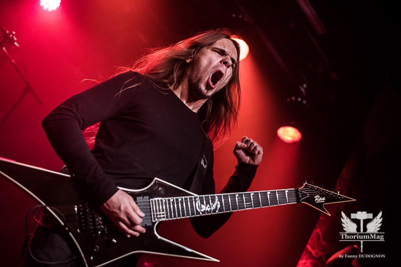 8 Euskal Metal Fest : Obscura @San Sebastian