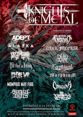 "<span class=""entry-title-primary"">Knights of Metal Festival</span> <span class=""entry-subtitle"">Le line-up complet dévoilé </span>"