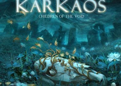 Karkaos – Children Of The Void Album