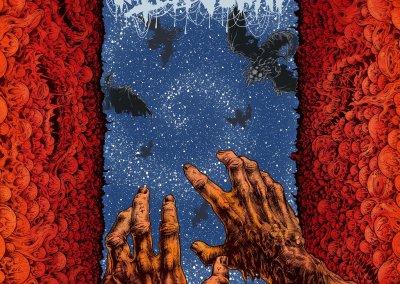 Witch Vomit – Poisoned Blood Album