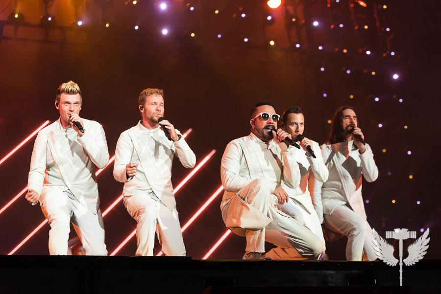Backstreet Boys Dimanche 9 juillet @ Festival d'Été (Québec)