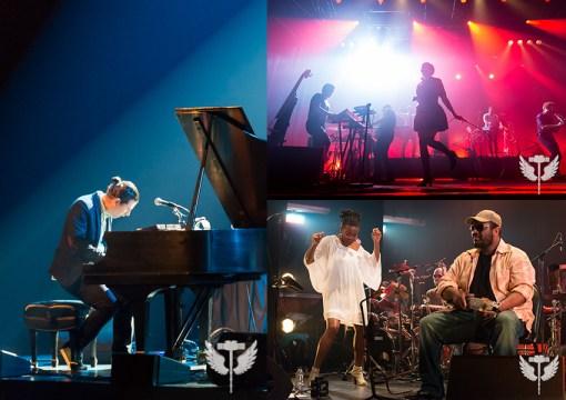 """<span class=""""entry-title-primary"""">Bokanté + UZEB + Caravane Palace</span> <span class=""""entry-subtitle"""">Jeudi 29 Juin @ Festival de Jazz 2017 (Montréal)</span>"""
