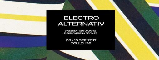 Toulouse voit électrique avec l'Electro Alternativ.