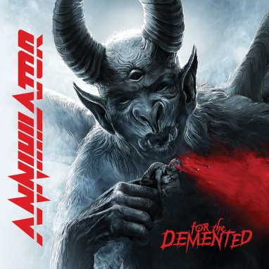 "<span class=""entry-title-primary"">Annihilator – For The Demented</span> <span class=""entry-subtitle"">Album</span>"