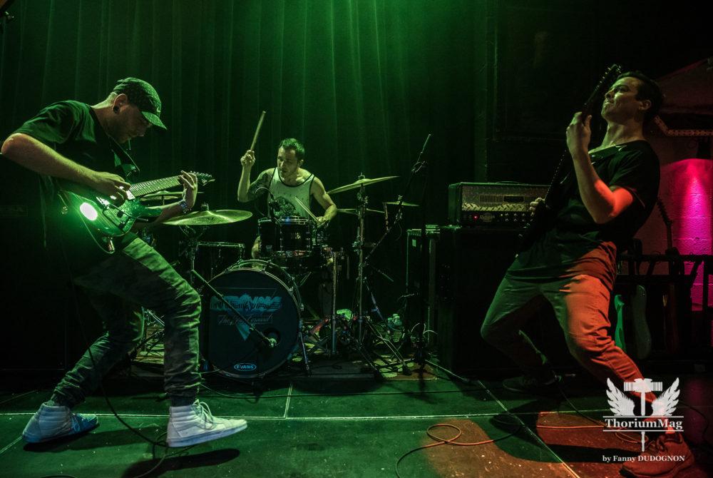 Intervals + Polyphia + Nick Johnston @Connexion Live (Toulouse)