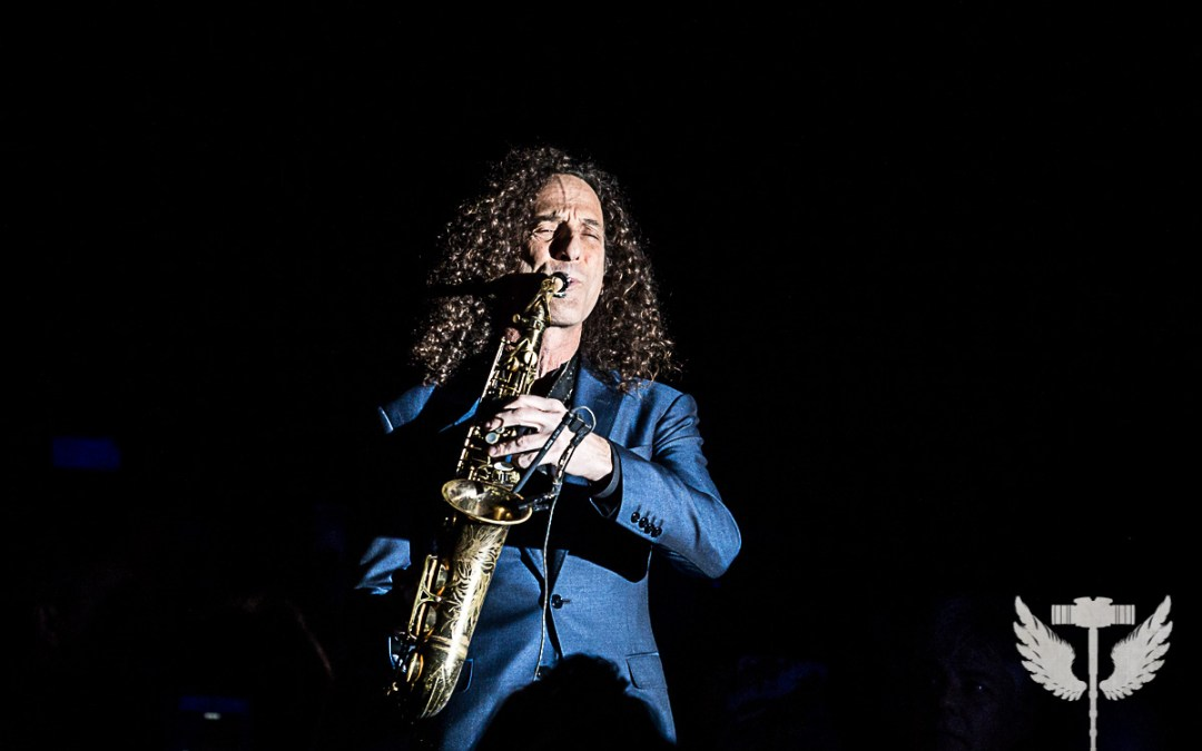 Kenny G @ Theatre St-Denis (Montreal)