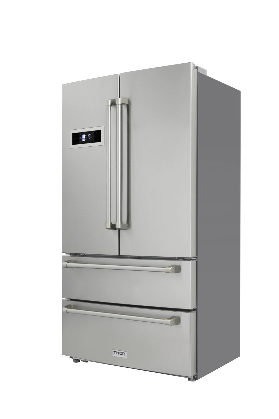 Hrf3601f Stainless Steel French Door Refrigerator Thor