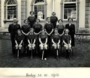1952 Hockey 1st XI