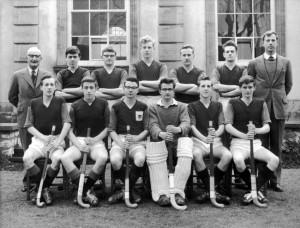 1962 Hockey boys