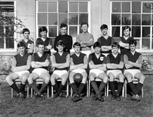 1967 FootballTeam