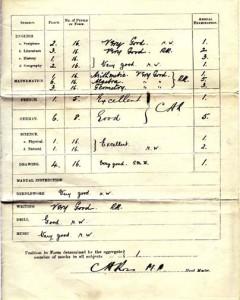 Lippiatt report Summer 1909b