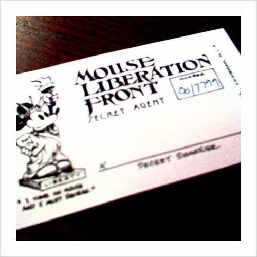 mouse liberation front