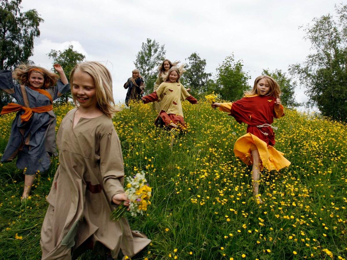 Nordic Girls Names - Year of Clean Water