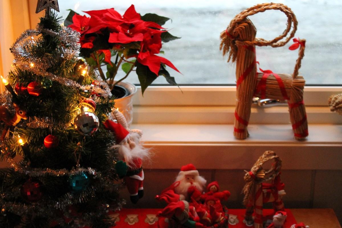 Olafsen Family Christmas Eve Traditional