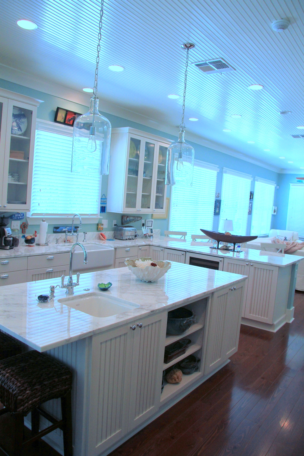 Custom Kitchen Design or Renovation on Mississippi Gulf
