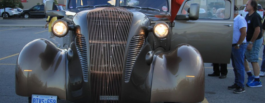 MONDAY CRUISE NIGHT<br /> August 7, 2017