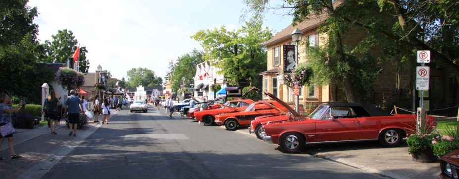 Unionville Exotic and Classic Car Show<br />July 28 2019