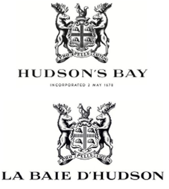 The Bay looks to its past for rebranding inspiration