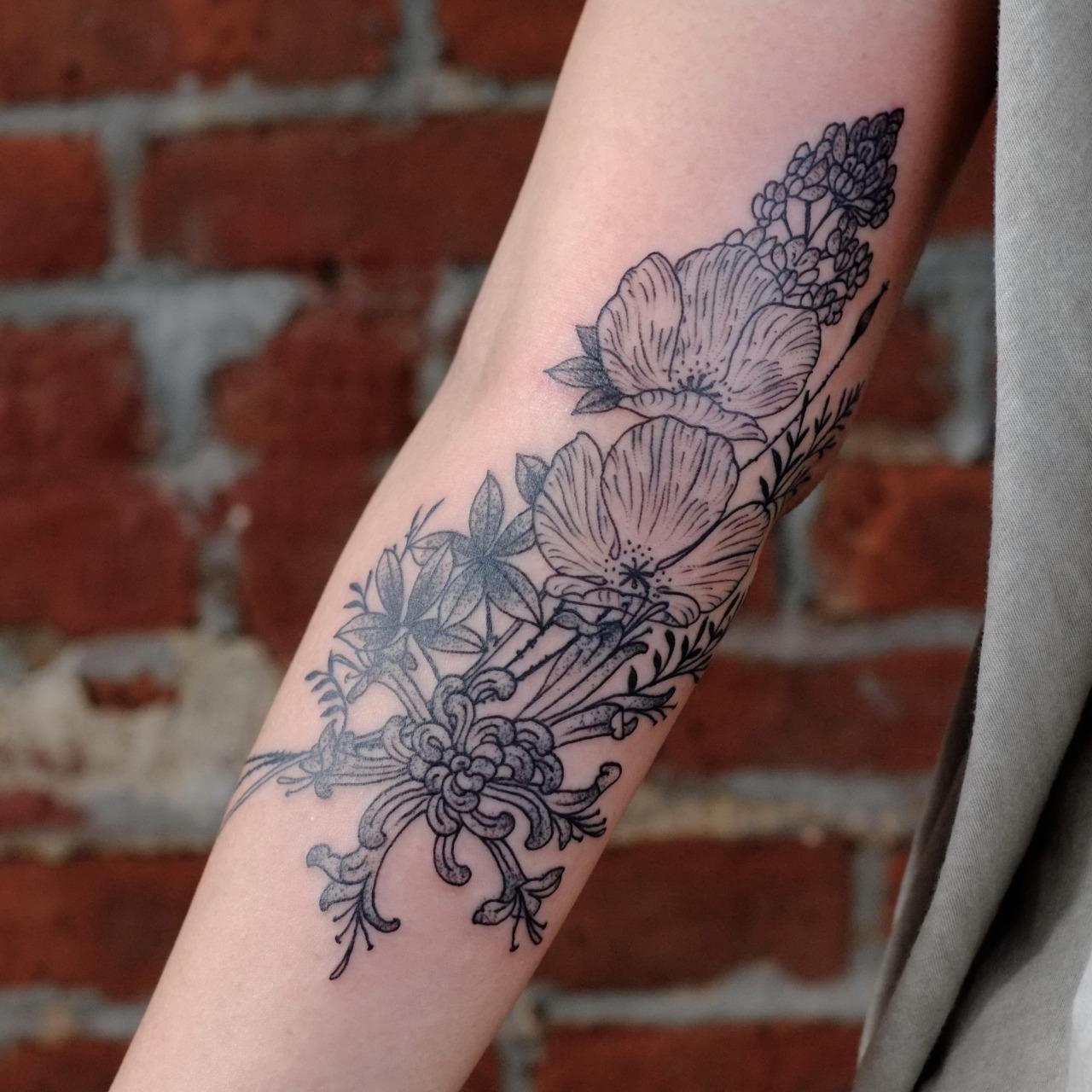 tattoos  Thorn
