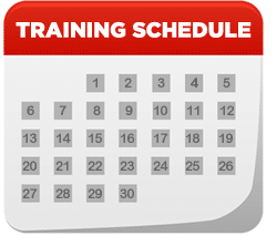 View Training Schedule