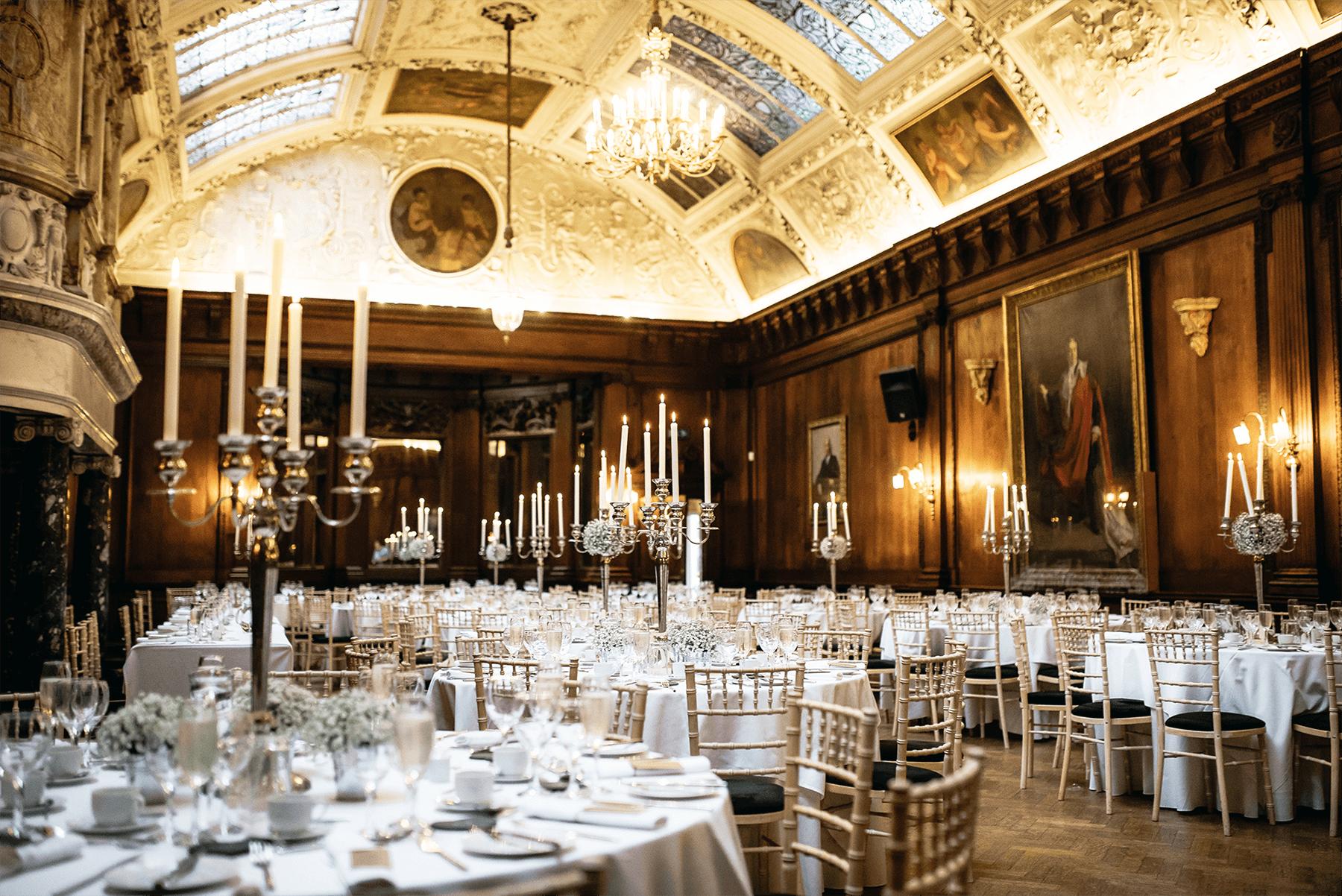 Luxury Wedding Venue Wirral Thornton Manor Estate