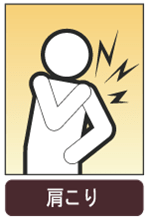 肩こり: トロン温泉10種の効能効果