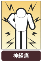 神経痛: トロン温泉10種の効能効果