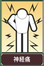 神経痛・トロン温泉(人工温泉)で宣伝広告で表示できる効能効果