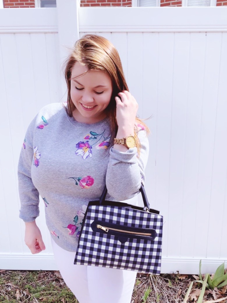 The Like List- sharing all the things I've been loving in March including spring patterns and my Jord watch.