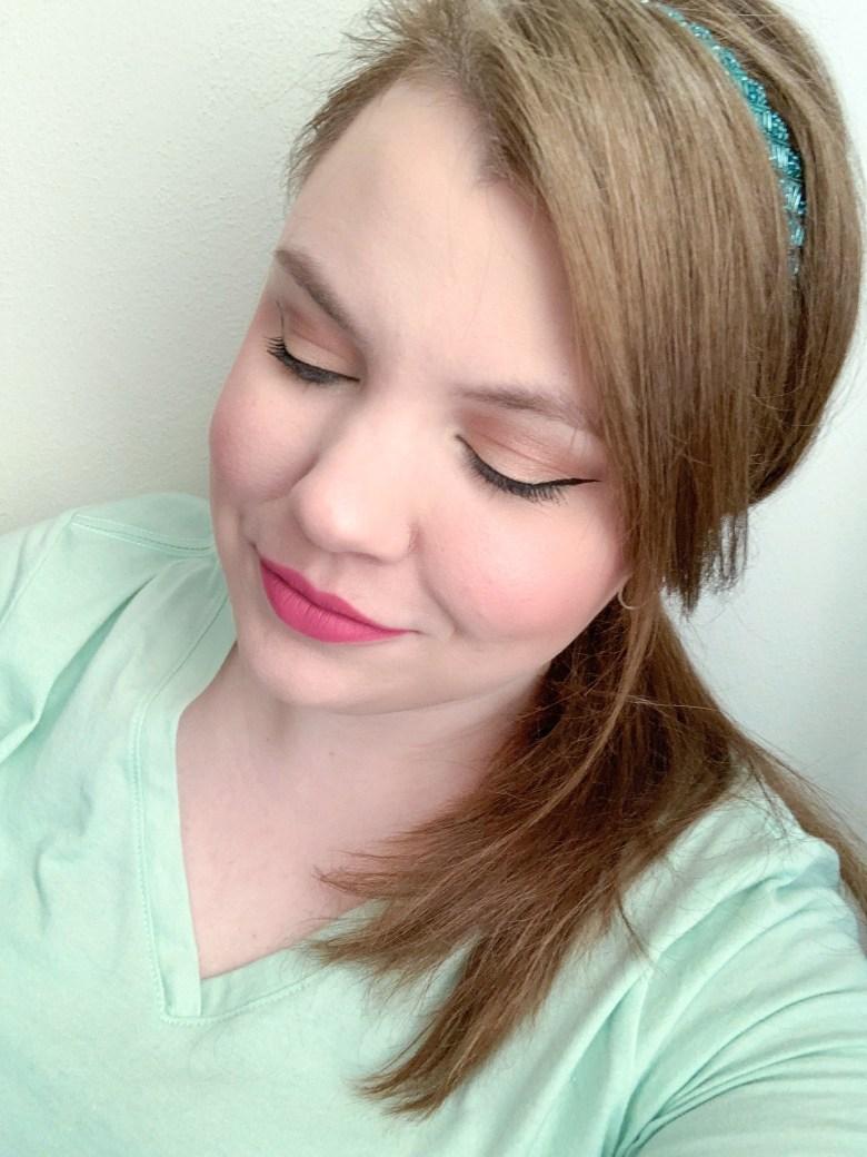 Princess Jasmine Makeup Look