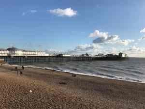 Winter Weekend in Brighton