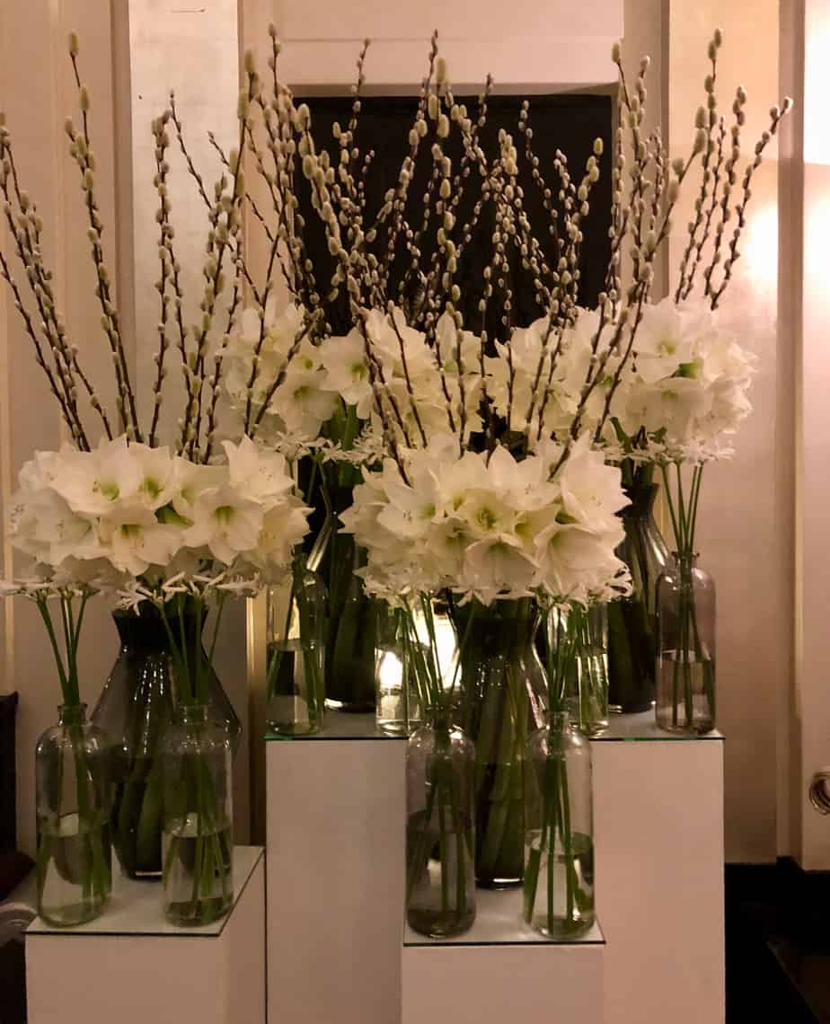 Claridge's Flowers
