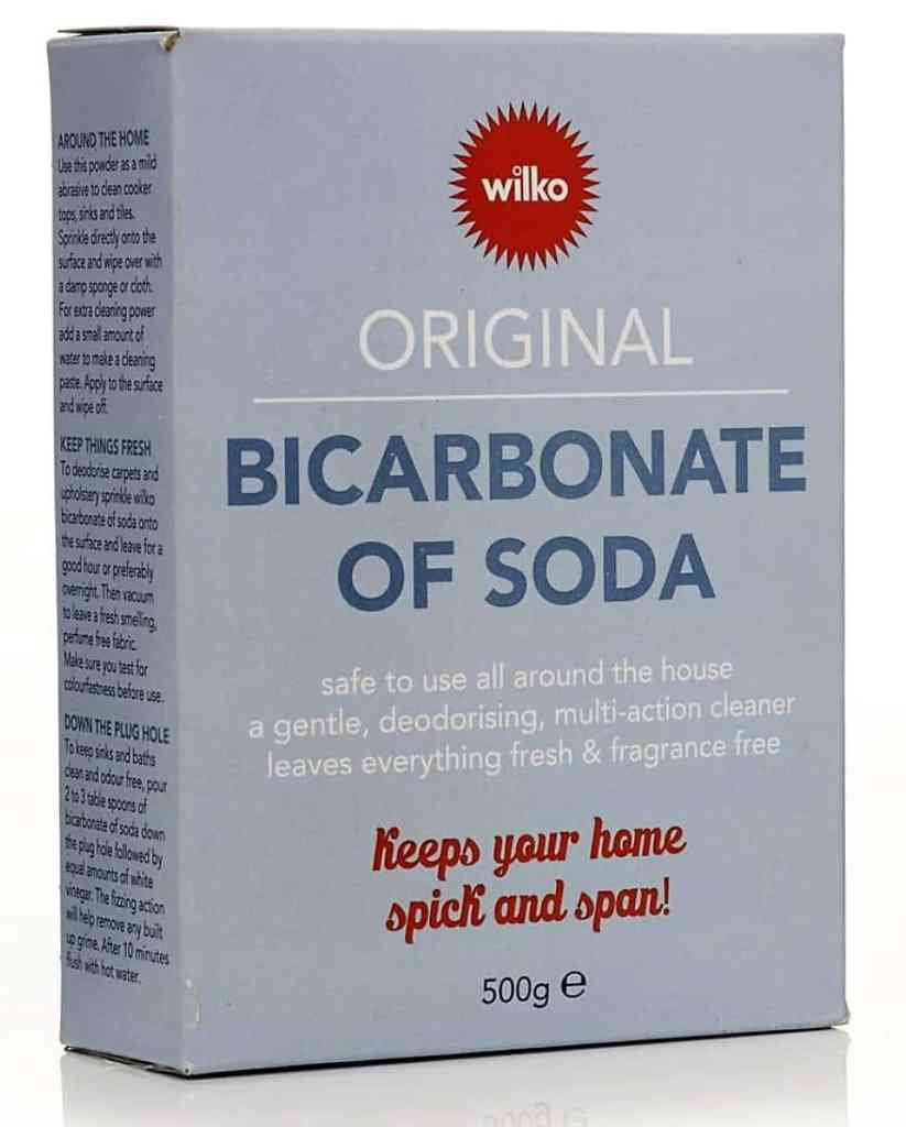 Natural Cleaning Bicarb