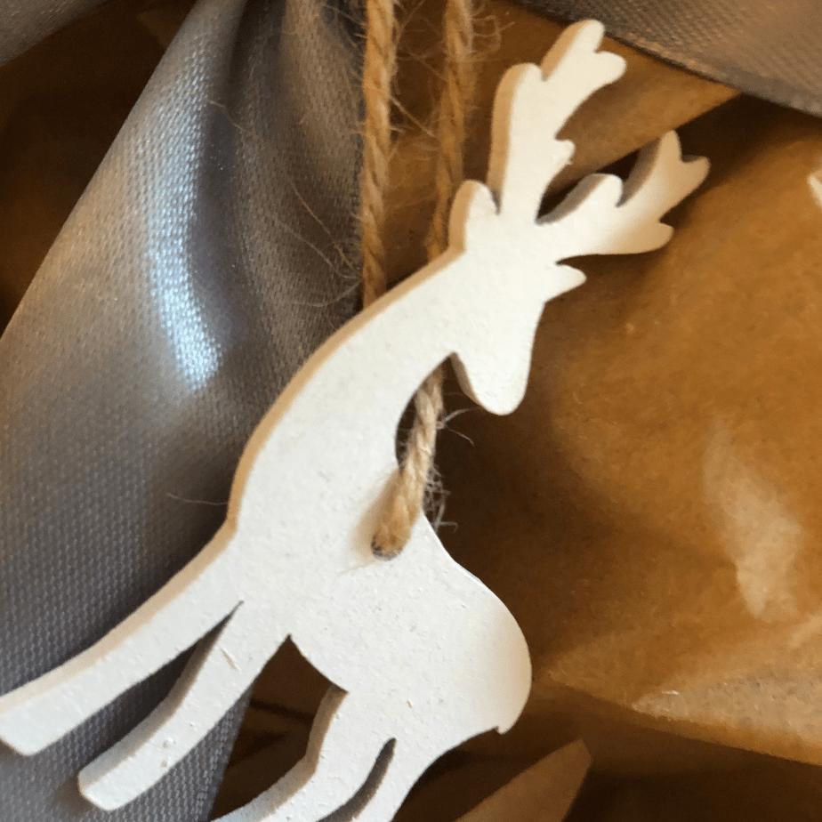 Zero Waste Friendly Christmas Wrapping
