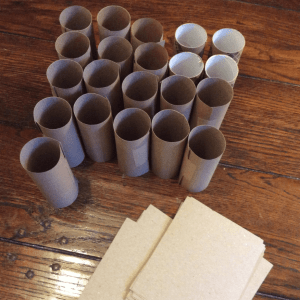 plastic free christmas crackers